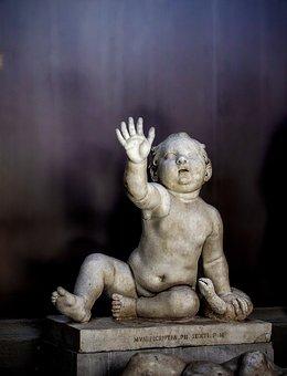 Statue, Figure, Sculpture, Stone, Art