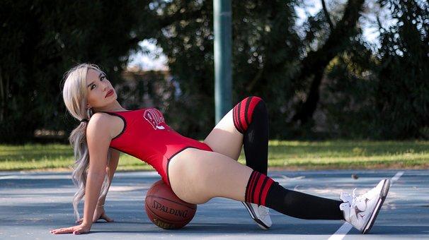 Basketball, Sexy, Sexy Athlete, Bikini, Sport Bikini
