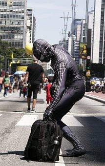 Fantasy, Six Million Dollar Man, Spider-man, The Brave