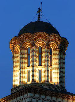 The Dome, Church, Building, Architecture, Lighting
