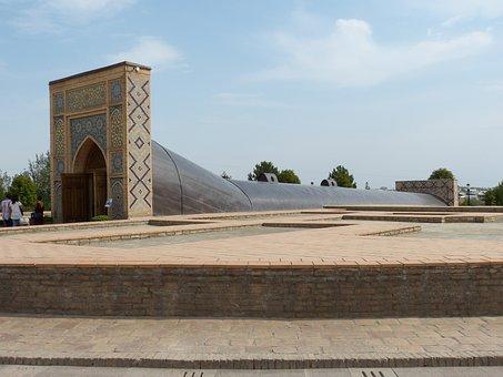 Samarkand, Uzbekistan, Central Asia