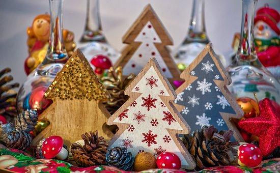 Christmas, Decoration, December, Festive