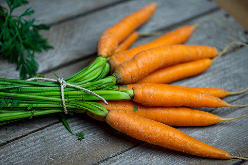 Carrots, Federal Government, Healthy, Vegetables
