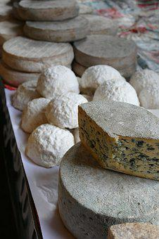 Cheese, French, France, Food, Blue, Mold, Smell, Milk