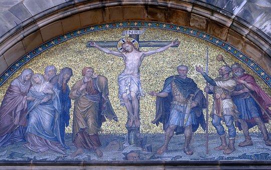 Bremen, Historic Center, Historically, Dom, Mosaic