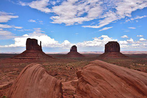 Monument Valley, Arizona, National Park, Landscape
