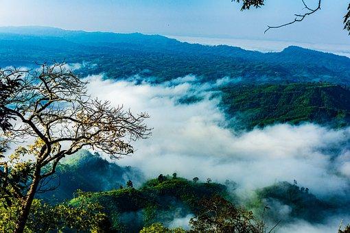 Bangladesh, Nature, Sajek, Sky, Landscape, Mountain