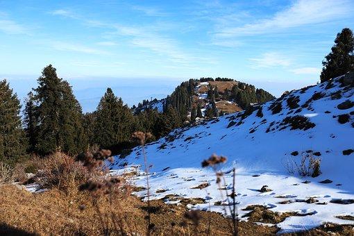 Mushkpuri Top, Pakistan, Dunga Gali, Nathiya Gali, Trek