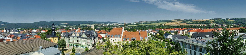 Saalfeld, City, Thuringia Germany, Germany