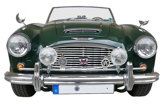 Austin, Healey, 100-6, Auto, Automotive, Vehicle