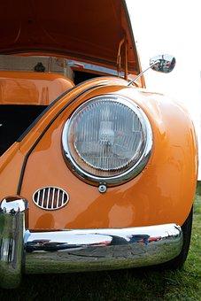 Beetle, Oldtimer, Volkswagen, Vw, Vehicle, Classic, Pkw