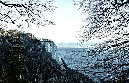 Königstuhl, White Cliffs, Chalk Formation, Chalk