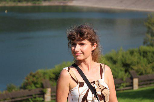 Niedzica, Woman, People, The Person, Holidays, Sunny