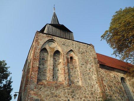 Church, Feldstein, Tower, Architecture, Building