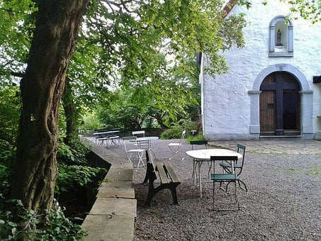 Chapel, Wayside Chapel, Away, Nature, Outside Catering