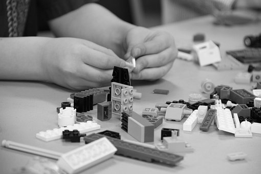 Lego, Toy, Pieces, Building, Creative, Child, Playing