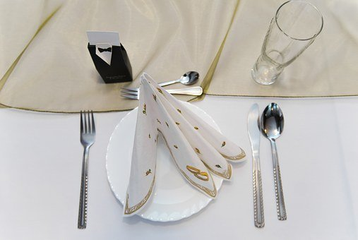 Dining Table, Cutlery, Vignette, Cup, Spoon, Fork