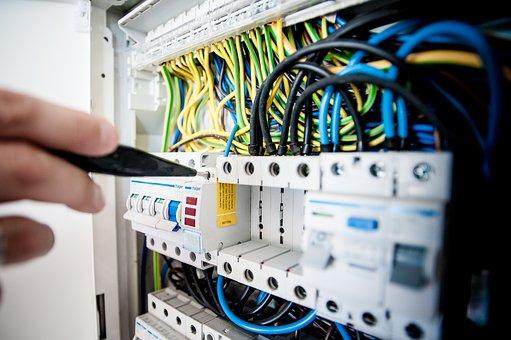 Electric, Electricity, Building, Builder, Repair