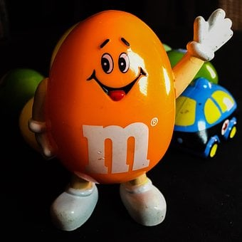 Candy, Toy, Easter, Mm, Fun, Childhood, Child, Kids