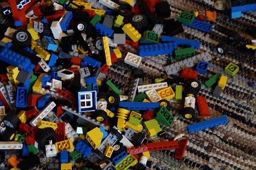Lego, Paid Out, Mountain, Lego Blocks, Toys, Legos