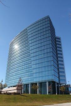 Building, Skyscraper, Urban, Modern, Office, Downtown