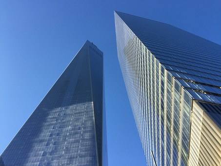 Freedom Tower, Nyc, New York, Skyline