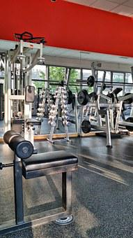 Training, Sport, Fit, Sporty, Fitness, Fitness Room