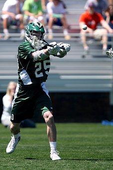 Lacrosse, Game, Stick, Equipment, Athlete
