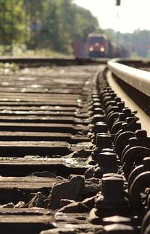 Track Bed, Freight Train, Ballast Construction