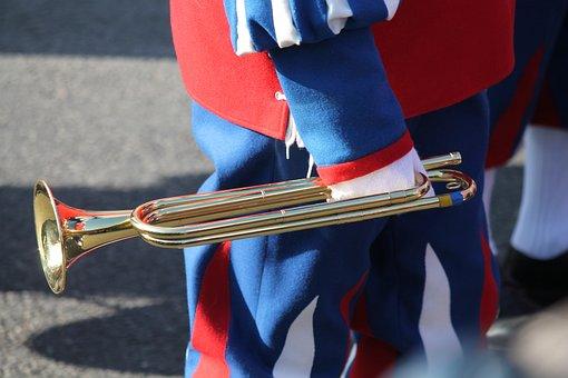 Trumpet, Wind Instrument, Instrument