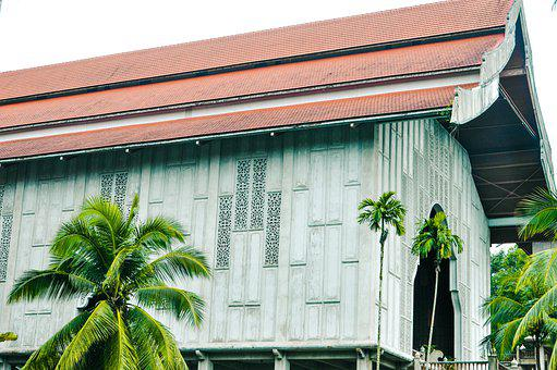 House, Museum, Architecture, Building, Old
