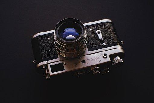 Camera, Analog, Film, Retro, Vintage, Old, Technology
