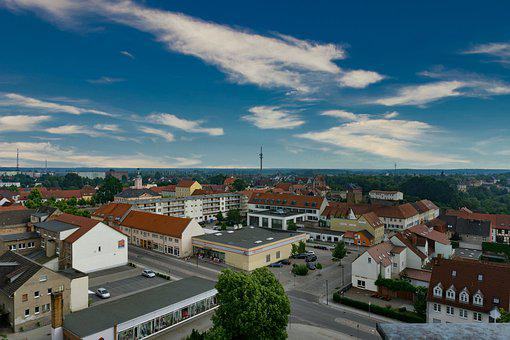 City View, Templin, Place, Height, Recording, Landscape