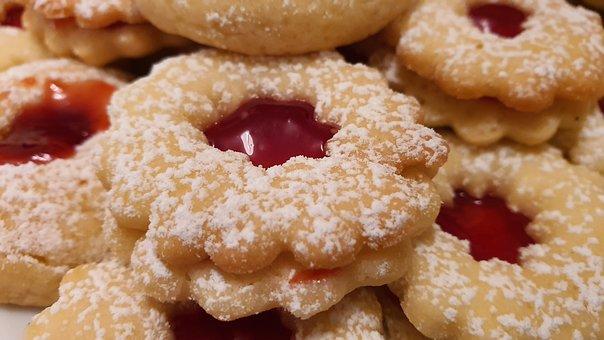Cookie, Cookies, Biscuit, Sweet, Cake