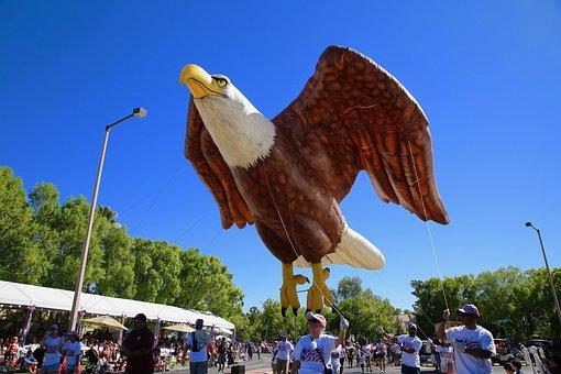 America, Eagle, July 4, I, Independence, Symbol