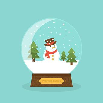 Ball, Bubble, Celebration, Christmas, Decoration, Flat