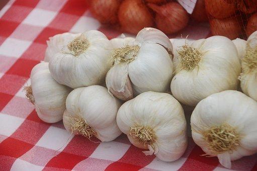 Garlic, Condiment, Food, Seasoning