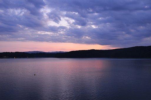 Lake, Landscape, Nature, The Stage, Island, Beautiful