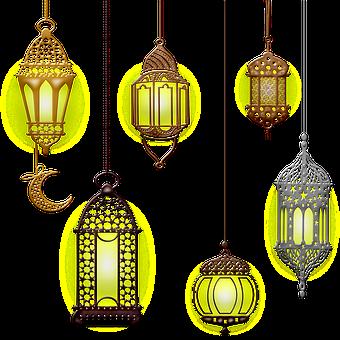 Islamic Lamps, Morocco Lanterns, Islam, Lamps, Ramadan
