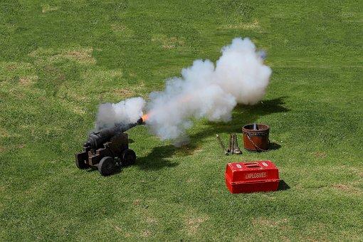 Shot, Gun, Weapon, Rifle, Shoot, Fireworks, Explosive