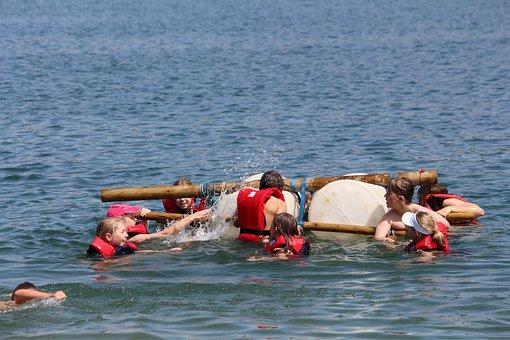 Children, Swimmer, Swim, Water, Child, Fun, Summer