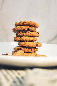 Cookies, Snack, Sweet, Biscuit, Tasty, Delicious, Eat
