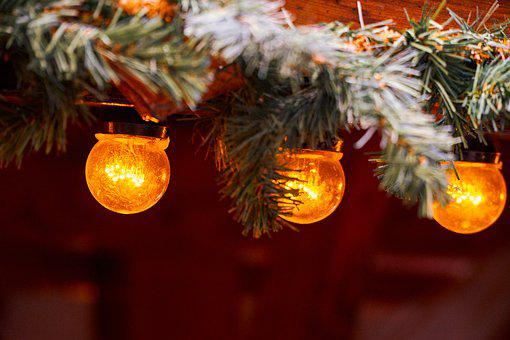 Lighting, Lichterkette, Christmas, Christmas Market