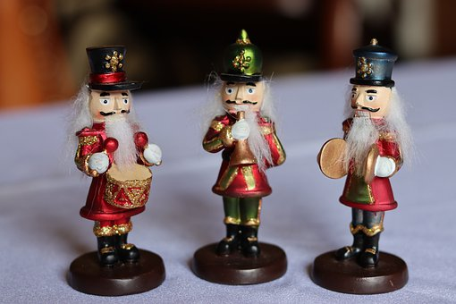 Christmas, Decorations, Drummer, Holiday, Advent