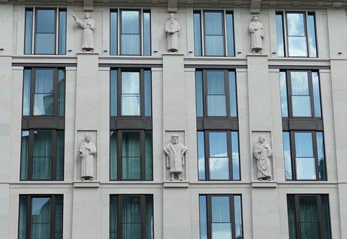 Leipzig, Saxony, Architecture, City