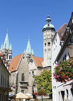 Naumburg, Dom, Saxony-anhalt, Historic Center, Church