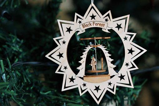 Christmas, Tree, Decorations, Holiday, Advent