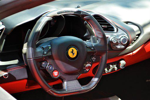 Ferrari, Spider, Cars, Fast, Luxury, Sports Car