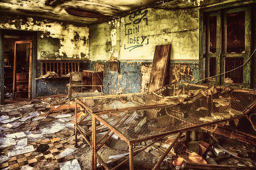 Lost Places, Pforphoto, Surreal, Past, Abandoned, Old