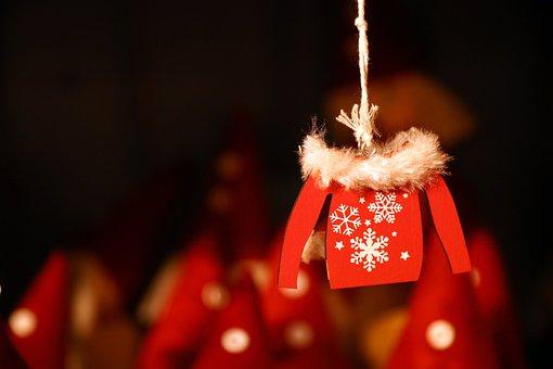 Ornament, Christmas, Xmas, Decoration